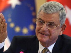 AB Bakanı Bozkır'dan AB'ye vize resti