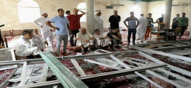 Şii camisine saldırıyı IŞİD üstlendi