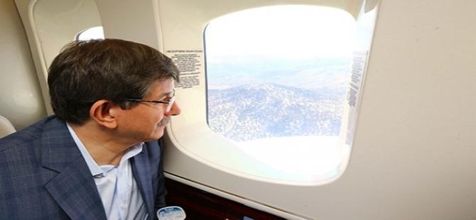 Davutoğlu, seçim kampanyasında hangi uçakları kullanıyor?