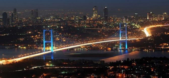 Son 5 yılda en çok gelişen şehir İstanbul oldu.