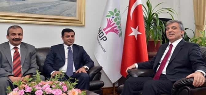 Önder: Abdullah Gül'e heyet için teklif götürdük