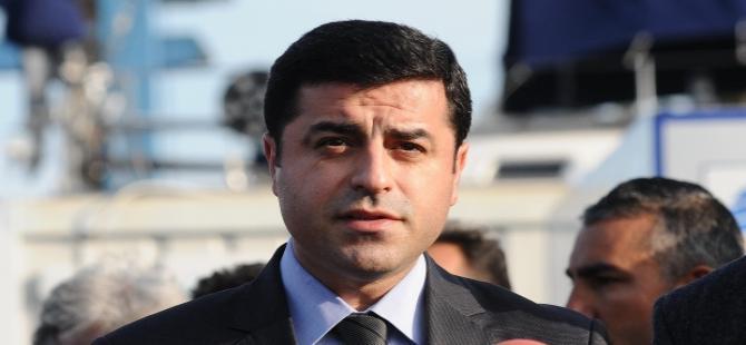 Demirtaş: AKP ile asla ittifak yapmayız