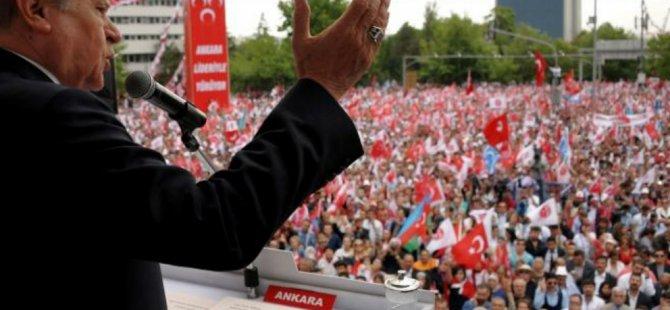 'Yalan söylüyorsun Serok Ahmet'