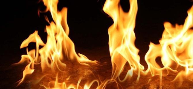 Diyarbakır'da yangın, 5 ölü!