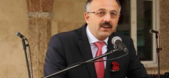 Vurulan Belediye Başkanı hayatını kaybetti