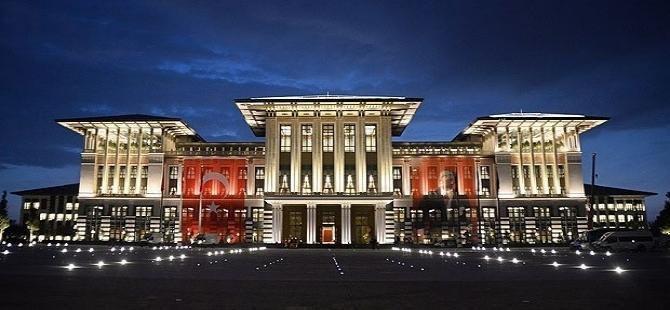 Danıştay: Cumhurbaşkanlığı Sarayı hâlâ kaçak