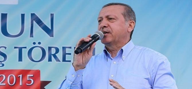 Erdoğan: 'Biz Müslümanız ama birileri Zerdüşt olabilir; benim Zerdüştle işim olmaz'