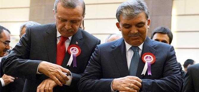 Abdullah Gül, Twitter'da Tayyip Erdoğan'ı takip etmeyi bıraktı