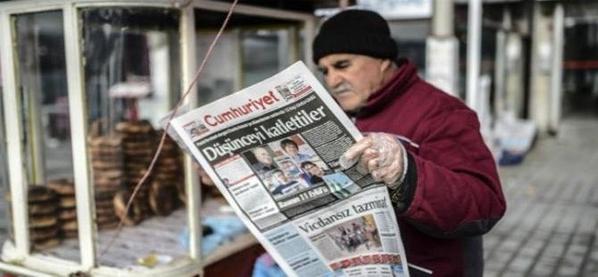 MİT TIR'larından  Cumhuriyet'e 'terör' soruşturması!