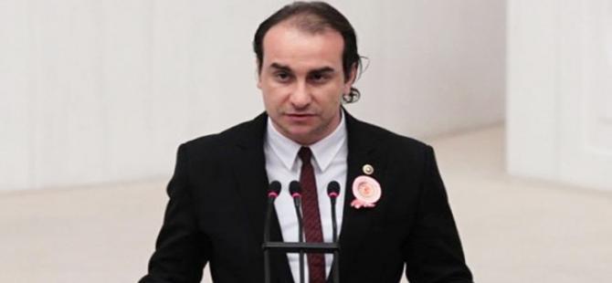 Alparslan Türkeş'in oğlu AKP'den istifa etti