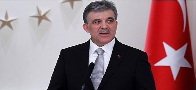 Gül'den 'HDP'ye cevap: Bir partinin kurucusuyum