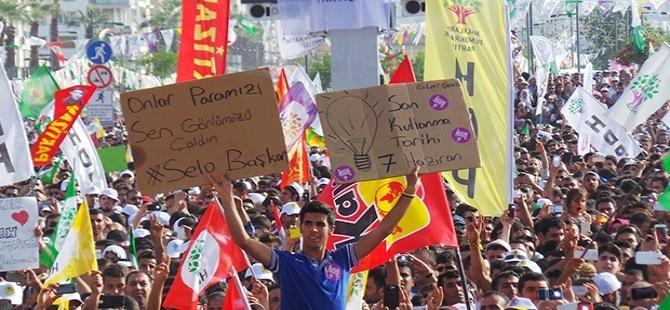 Liberal oyların bir kesimi HDP'ye doğru akıyor