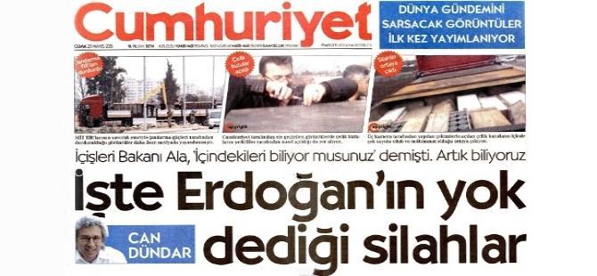 Bahçeli: MİT TIR'ları AKP'nin elinde patladı