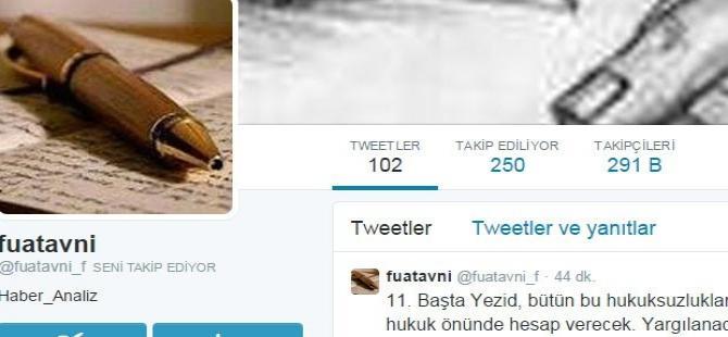 Fuat Avni: 200 kişi gözaltına alınacak!
