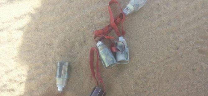 Suudi Arabistan misket bombası kullandı