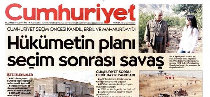 Davutoğlu: MİT TIR'larını ifşa eden o gazete...