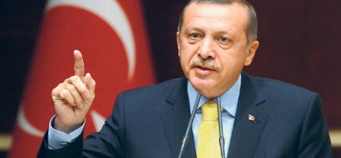 Erdoğan'dan MİT TIR'ları haberine suç duyurusu