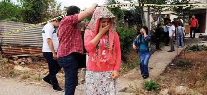 Suriyeli adam 'kıskançlık'tan eşini öldürdü