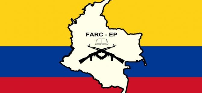 Kolombiya hükümeti ve FARC barış masasına oturdu