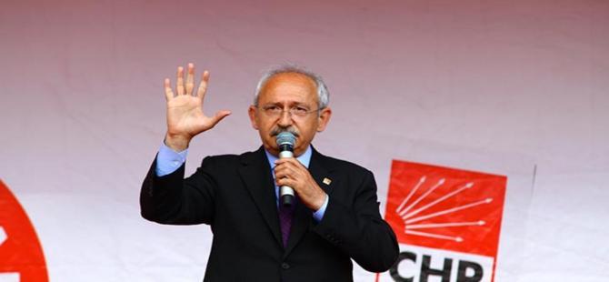 Kılıçdaroğlu'ndan AKP ile koalisyon açıklaması