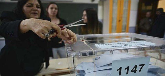 YSK, AKP'nin müşahit sınırlama talebini kabul etmedi