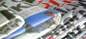 Gazetelerin 'Kayyum' Manşetleri