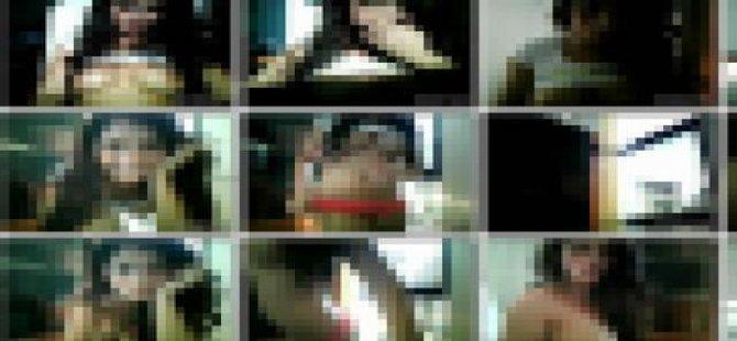 1800 kadının erotik görüntülerini kaydetti!