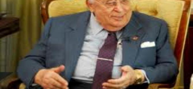 Süleyman Demirel Anısına 3 Günlük Ulusal Yas İlan Edildi!