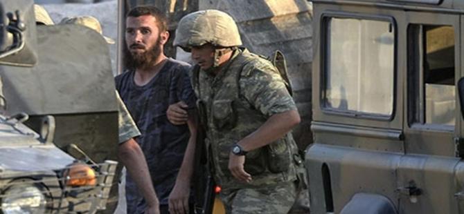Genelkurmay: Sınırda 4 IŞİD militanı yakalandı!