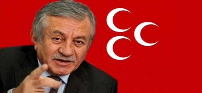 MHP'den AK Parti'ye bayrak eleştirisi