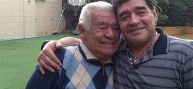 'Don Diego' vefat etti!