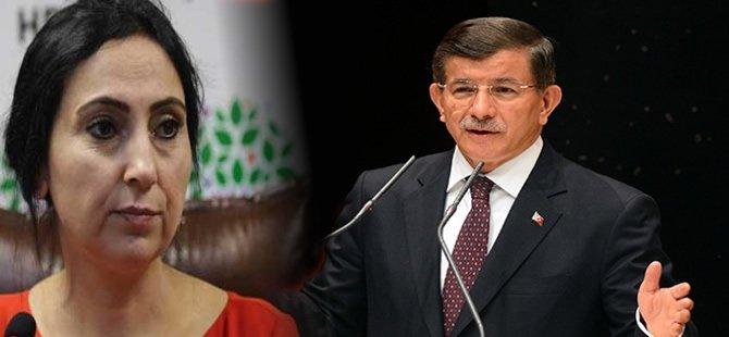 Yüksekdağ'ın garip iddiasına Başbakan'dan yanıt!