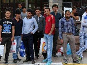 İstanbul'da Afgan amele pazarı
