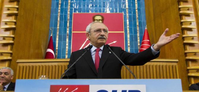 CHP lideri Kılıçdaroğlu'ndan koalisyon açıklamaları