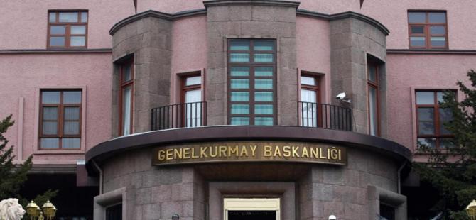 Genelkurmay'dan 'Ankara saldırısı' açıklaması