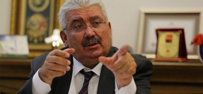 """MHP'den """"AKP'li Başkan eleştirisine"""" eleştiri!"""