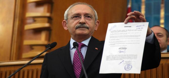 Kılıçdaroğlu ailesiyle ilgili iddiaların araştırılmasını istedi