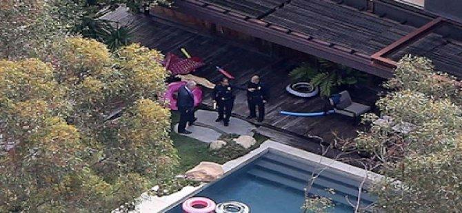 Demi Moore'un evinden ceset çıktı