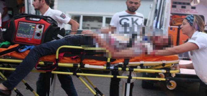 Barda kurşun yağdırdı: 1 ölü 3 yaralı
