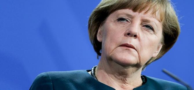 Merkel geliyor, vatandaşlarını yollamıyor