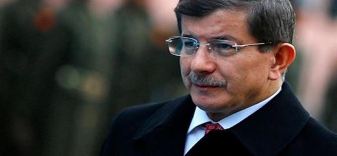 Davutoğlu HDP'ye sert çıktı!