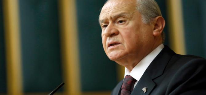 Bahçeli'den 'Yarbay Mehmet Alkan' açıklaması