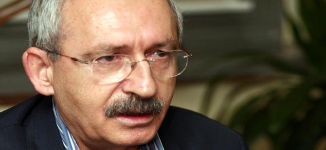Kılıçdaroğlu, Davutoğlu'ndan randevu istedi