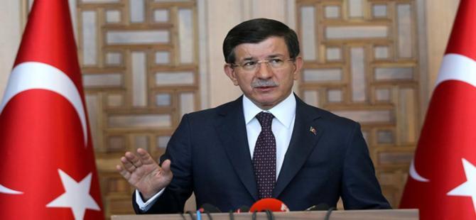 Başbakan Davutoğlu'nun açıklaması
