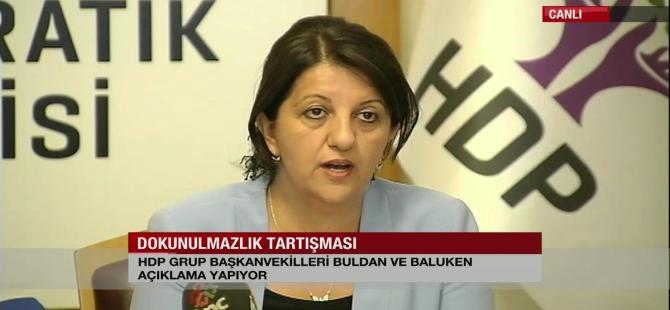 """HDP'den sert açıklama:""""Darbeci zihniyetin bugünkü temsilcileri milliyetçilerdir"""""""