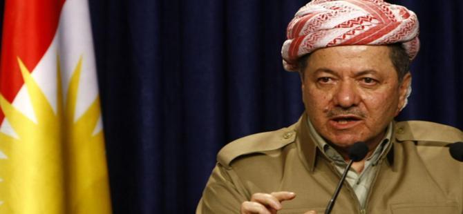 """Barzani: """"Sürecin sona ermesinde Erdoğan kadar PKK'nın şahin kanadı da sorumlu"""""""