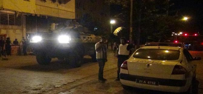 Diyarbakır'da polise saldırı soruşturmasında 2 kişi tutuklandı