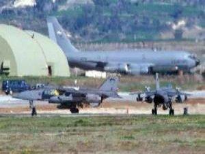 İncirlik'ten kalkan ABD uçağı Suriye hedeflerini vurdu
