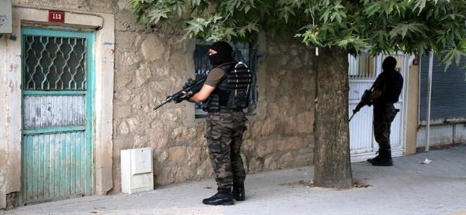 Diyarbakır'da operasyon: 7 gözaltı