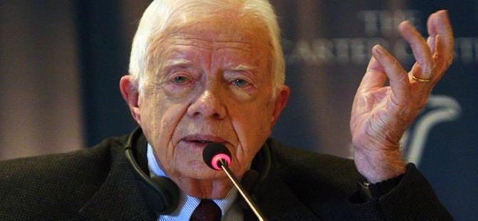 Eski ABD Başkanlarından Carter, kanser olduğunu açıkladı